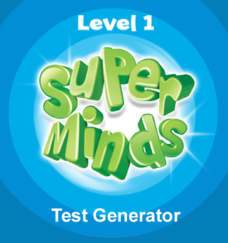 Super Minds 1 Test Generator