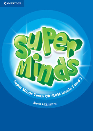 Superminds Tests CDROM