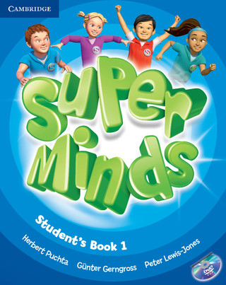 Super Minds Student's Book