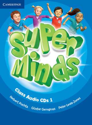 Super Minds Audio CDs