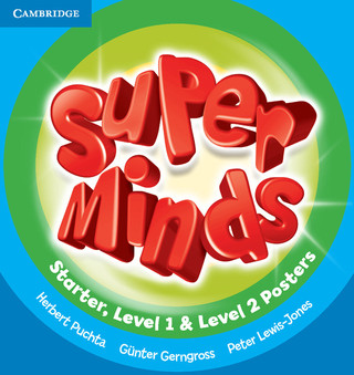 Super Minds Posters