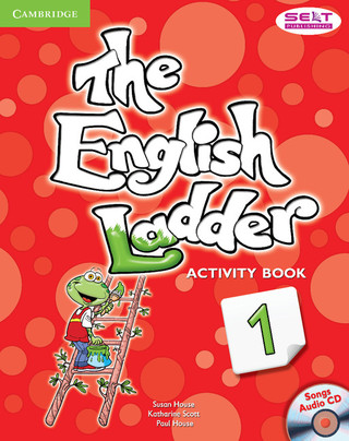 The English Ladder Activity Book