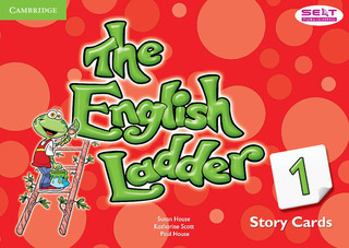 The English Ladder Story Cards