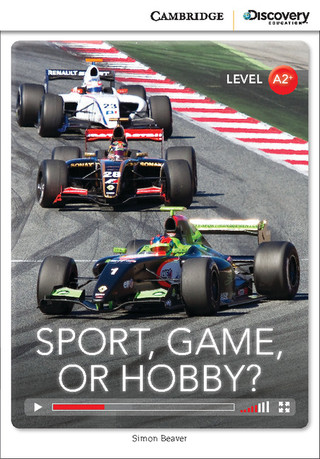 Sport, game or hobby