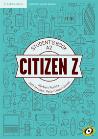 Citizen Z Student's Book