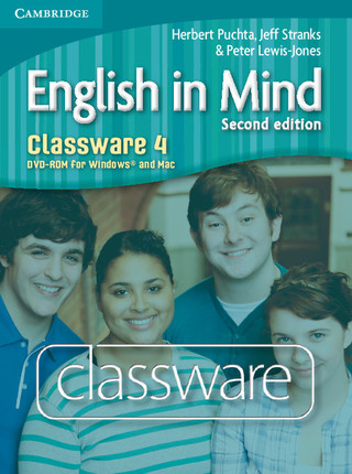 English in Mind Classware