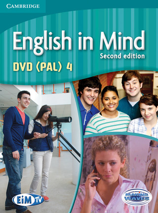 English in Mind DVD