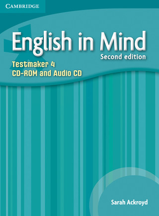English in Mind Testmaker