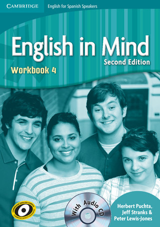 English in Mind Workbook
