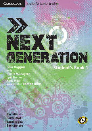 Next Generation Student's Book