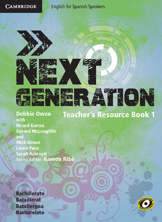 Next Generation Teacher's Book