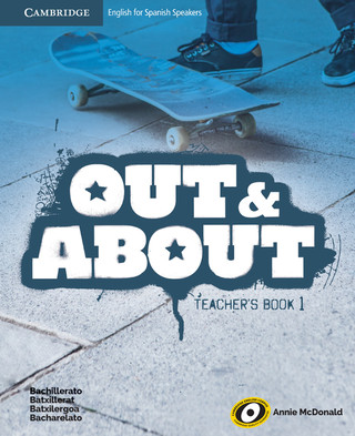 Out & About Teacher's Book 1