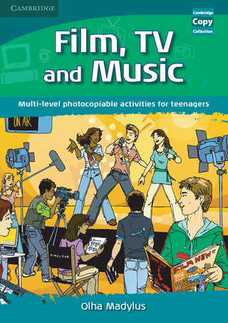 Get on Stage! with Audio CD and DVD: 21 Sketches and Plays for Young Learners and Teens