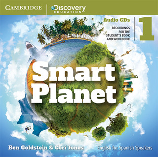 Smart Planet Audio CDs