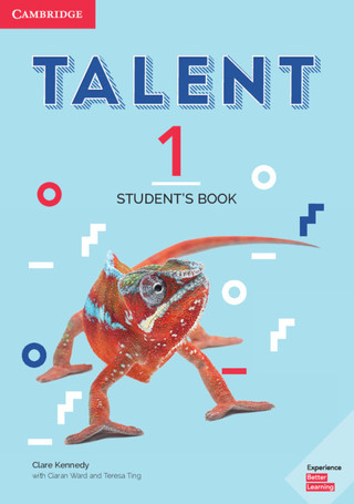 Talent1 Student's Book