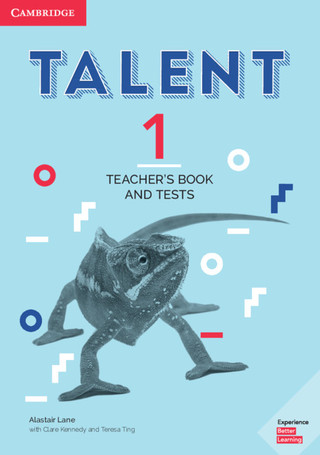 Talent1 Teacher's Book