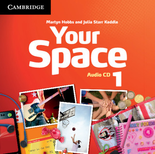 Your Space Audio CDs