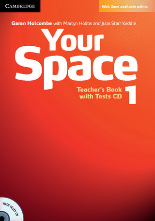 Your Space Teacher's Book