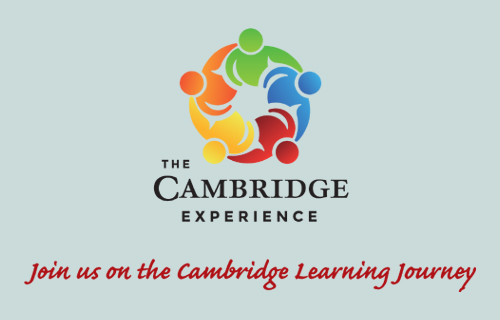 Cambridge Experience 2017