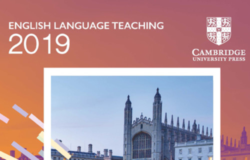 English Language Teaching | Cambridge University Press | ELT