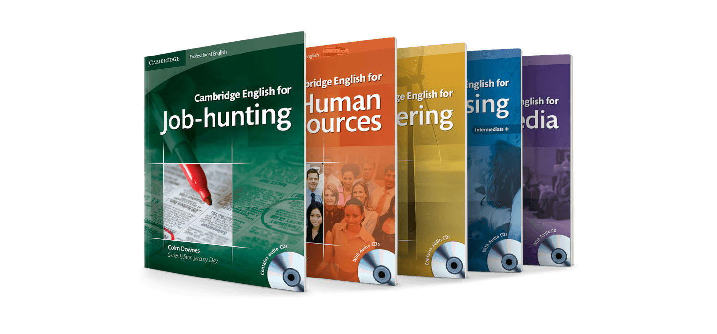 Cambridge English For Job Hunting Students Book