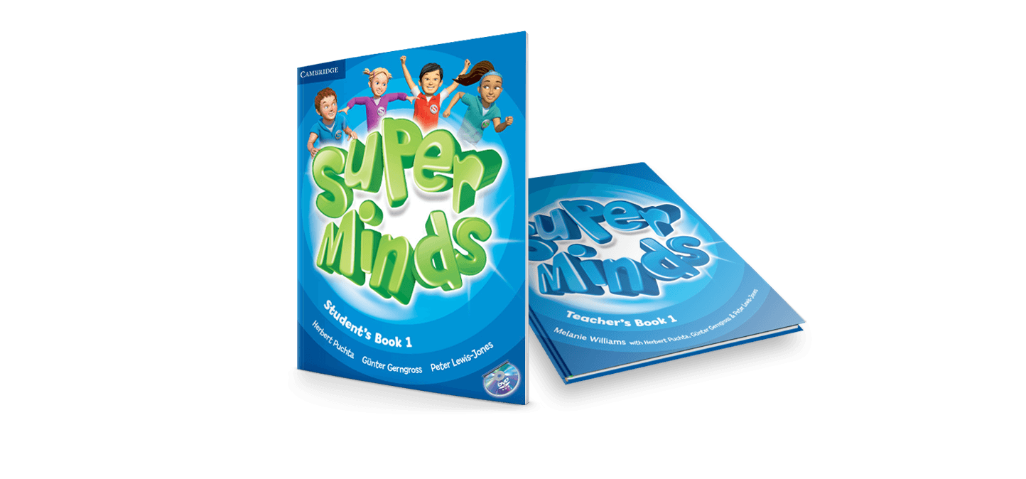 Super Minds | Cambridge University Press Spain